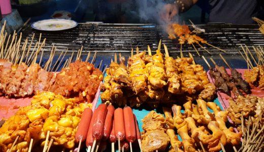 激ウマ!フィリピンセブBBQ(ローカルフード)を食べてきた。