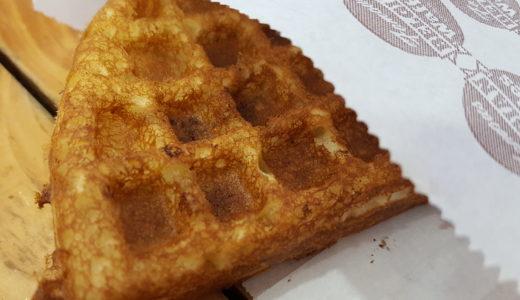 セブで美味しいワッフルを!Famous Belgian Waffles