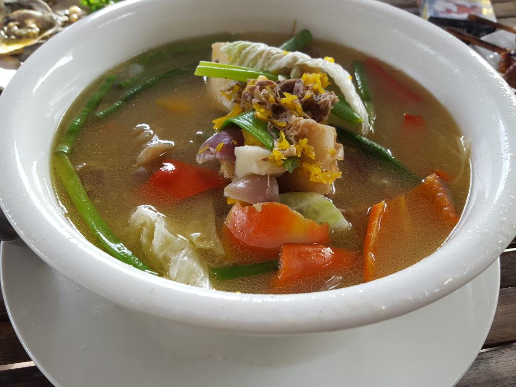 パパキッズのスープ