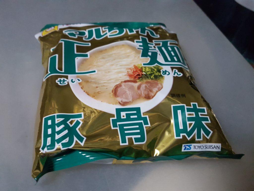 東洋水産 マルちゃん正麺 豚骨味