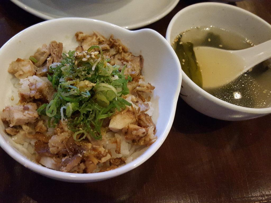 バリカタ塩ネギ丼