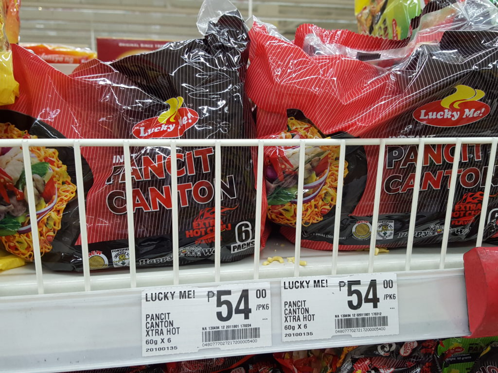Lucky Me! Pancit Canton Extra Hot Chili01