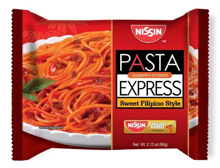 Nissin Pasta Express Sweet Filipino Style03