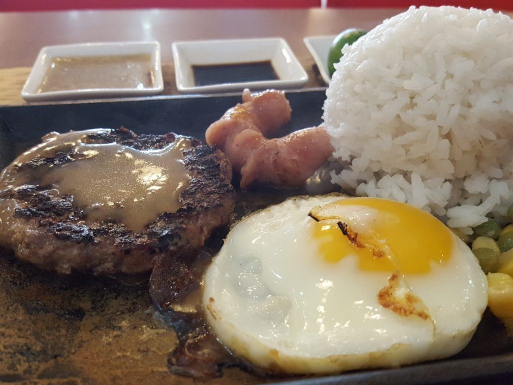 ジョニーズSUPREME BEEF BURGER STEAK