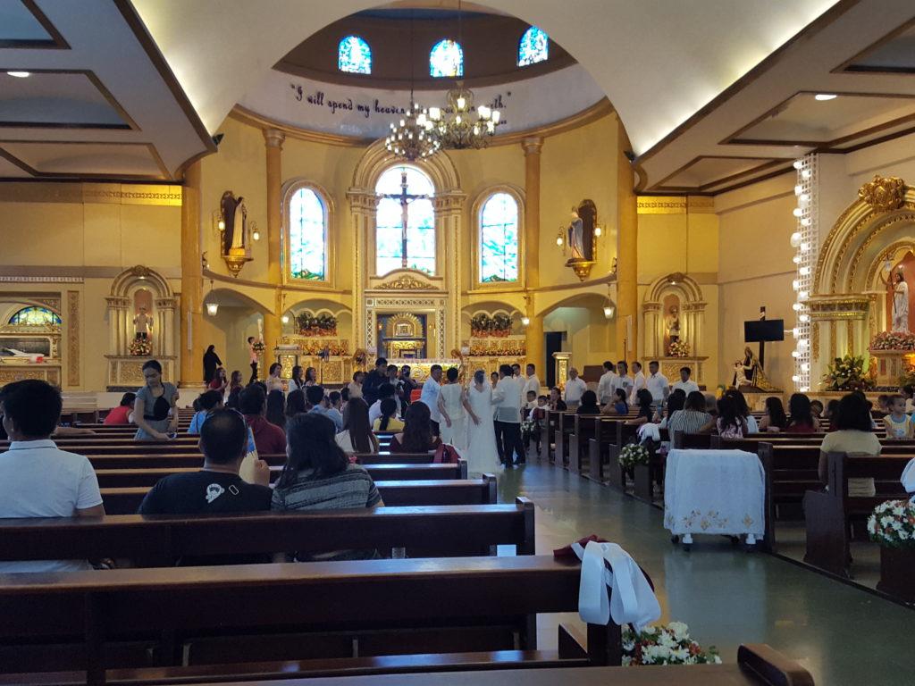 フィリピンでの結婚式03