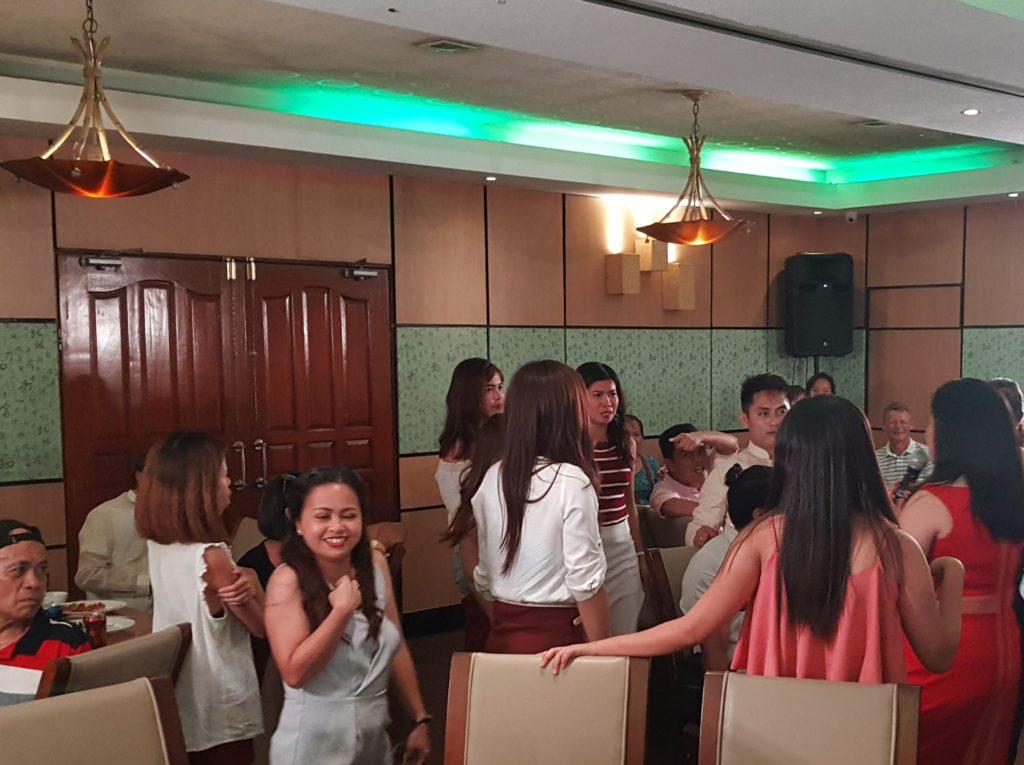 フィリピンでの披露宴08