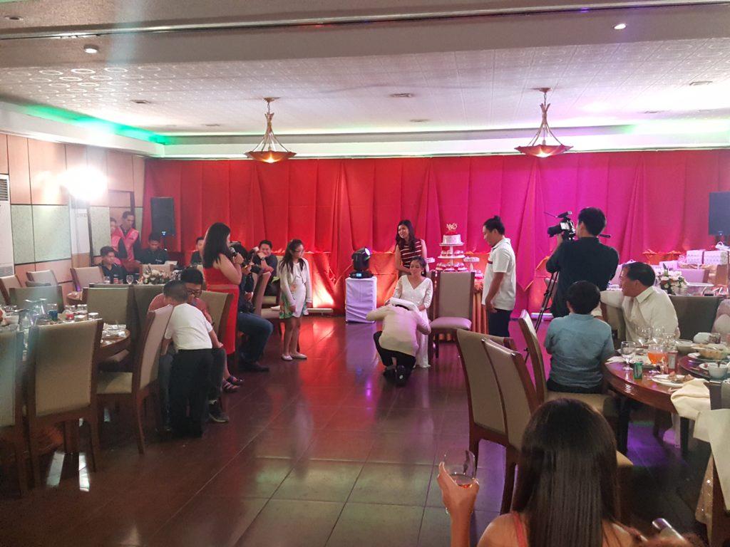 フィリピンでの披露宴05