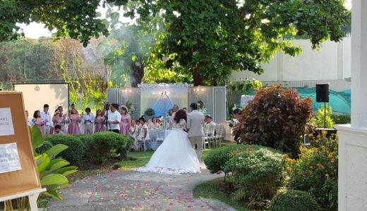 【実録レポート24時】フィリピン・セブで結婚式に潜入! 〈2回目〉