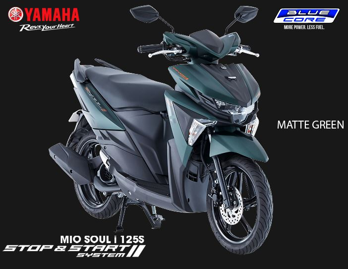 Mio Soul i 125S 06