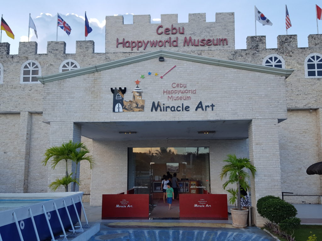 Cebu Happyworld Museum05
