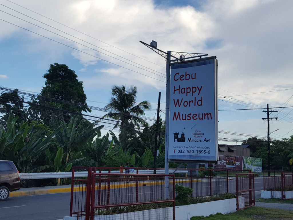Cebu Happyworld Museum01