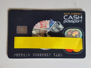 キャッシュパスポート
