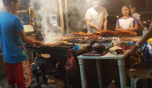 【新規開拓】フィリピンローカルフードBBQが美味しい店を探すんだ!