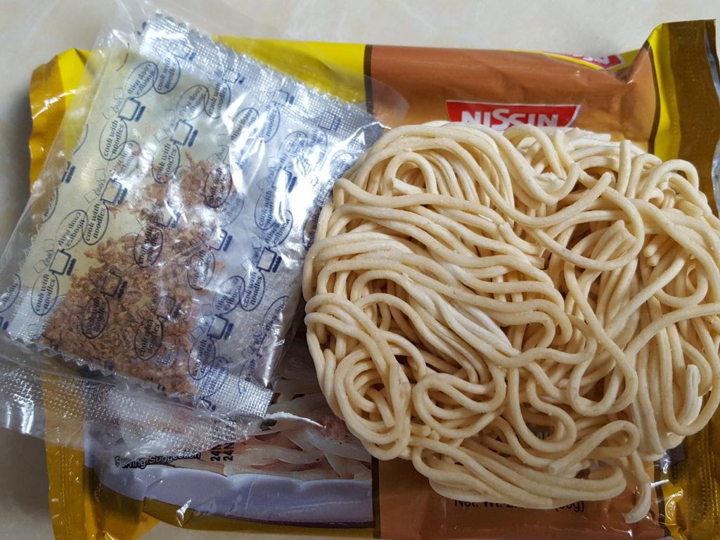 Nissin Pasta Express Creamy Carbonara 02