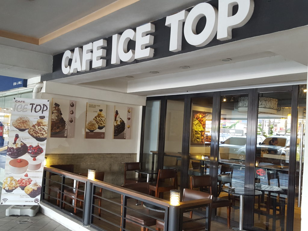 CAFE ICE TOP 01