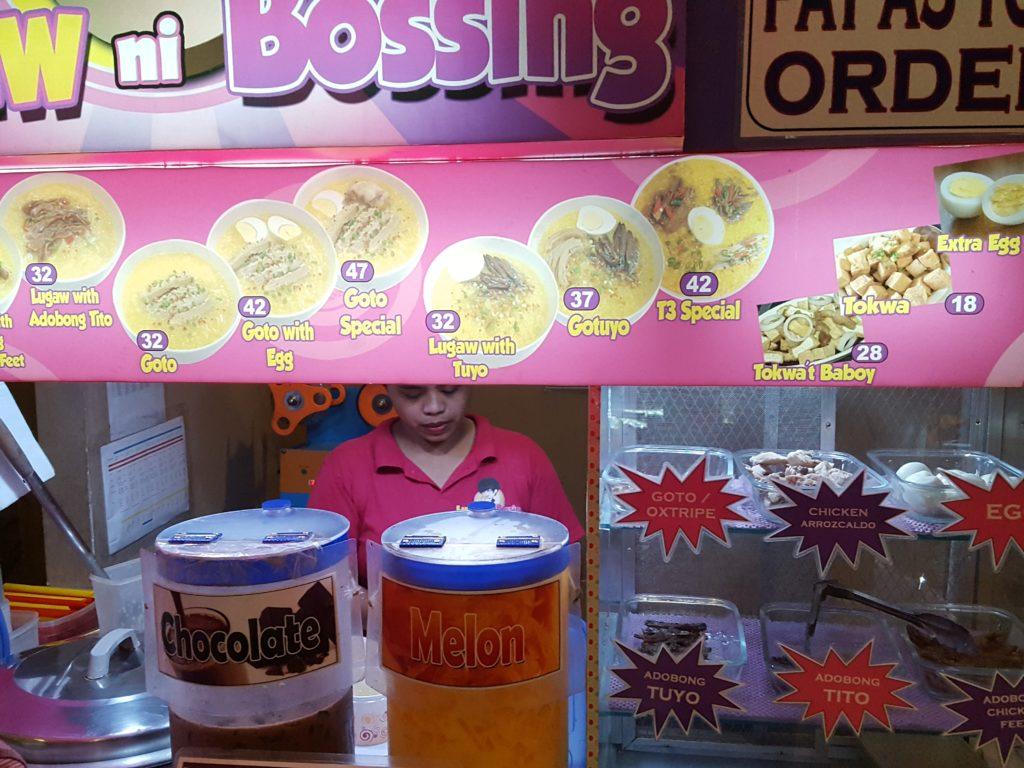 Lugaw ni Bossing 01