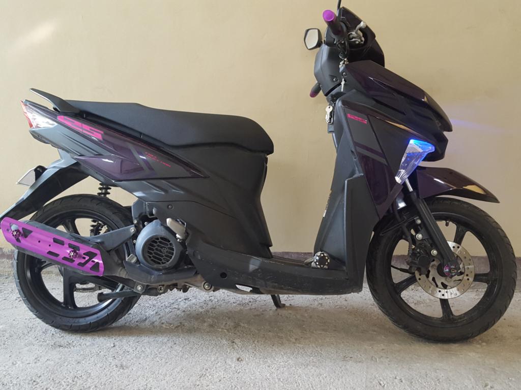 フィリピン バイク スクーター YAMAHAMio Soul i 125 (2016年モデル) 09