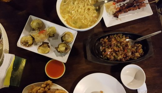 『Orosia FOOD PARK(オロシア)』は超お値打ち価格でフィリピン料理を楽しむことができるローカルに人気のレストラン