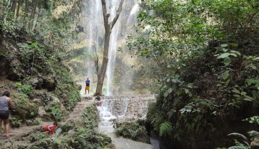 セブ島【神秘の滝】『ツマログ滝(Tumalog Falls)』がマイナスイオンまみれで最高の癒やしスポットだったよ