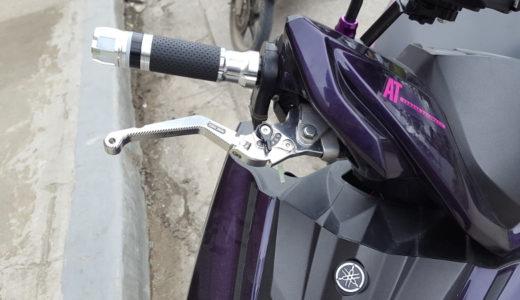 セブのバイクショップでカスタマイズ【第5弾】