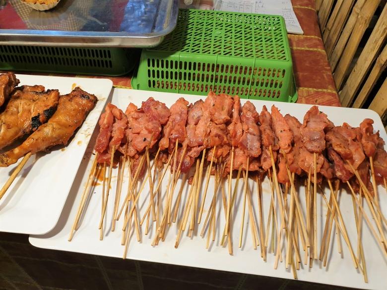 スグボ・メルカド・ラプラプ(Sugbo Mercado Lapu-Lapu)フィリピンBBQ