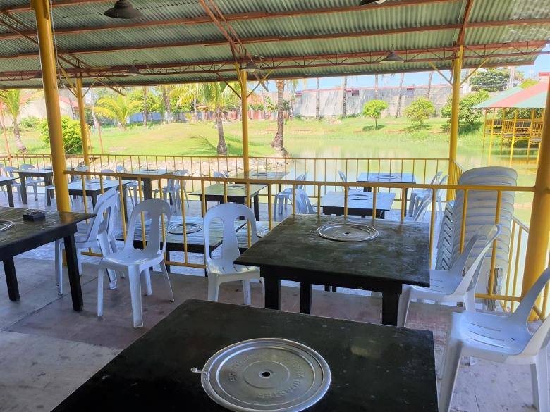 セブ・マクタン島・クンガンレストラン(Kum Kang Restaurant)