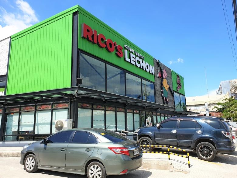 リコズレチョン(Rico's Lechon)マンダウエ店