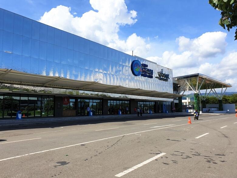 セブ・オーシャンパーク(Cebu Ocean Park)外観