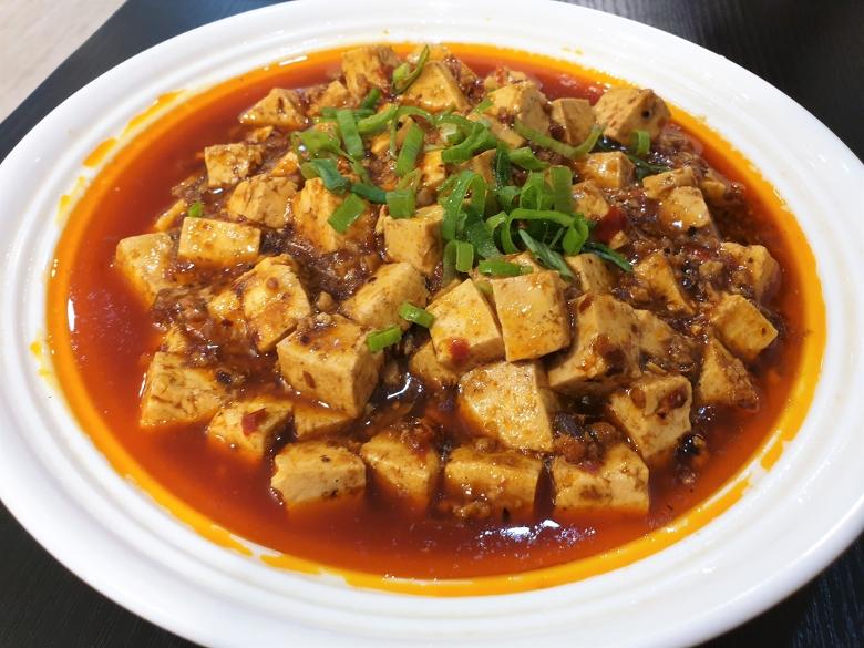 麻婆豆腐・セブ・マクタン島・ハランハラン(Halang Halang)
