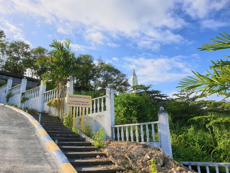 ディスカバリーヒルズ(Discovery Hills) Temple of Our Lady of Fatima